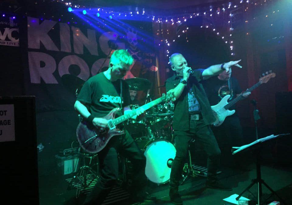 KING ROCK – Fri 22nd March 2019