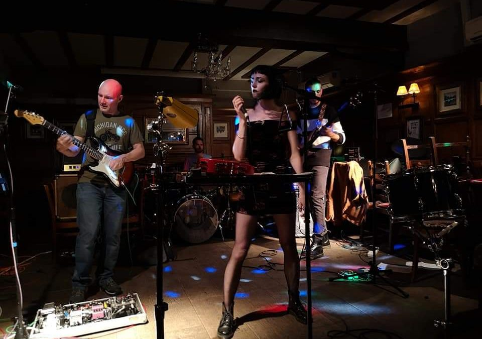 The Sarah Knight band play 30th of November@ the George and Dragon