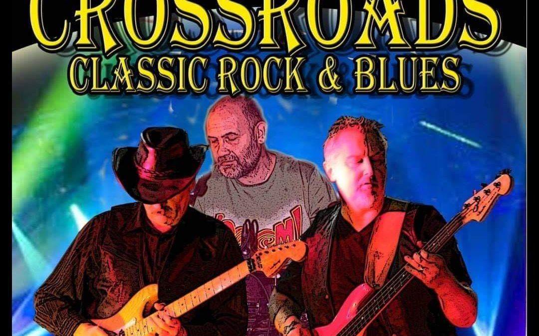 George and Dragon Belper present Crossroads Band april 26th 9pm