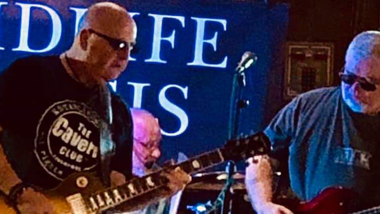 """We are having a """"Midlife Krisis"""" at the George and Dragon sat 11th of May"""