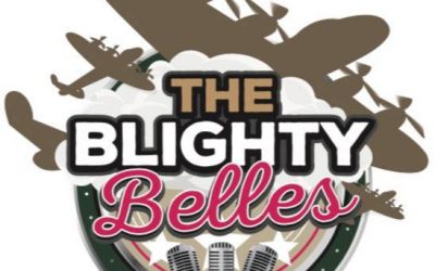 Blighty bells bring the music of the 40s to the George and Dragon Hotel Sat 30th of August