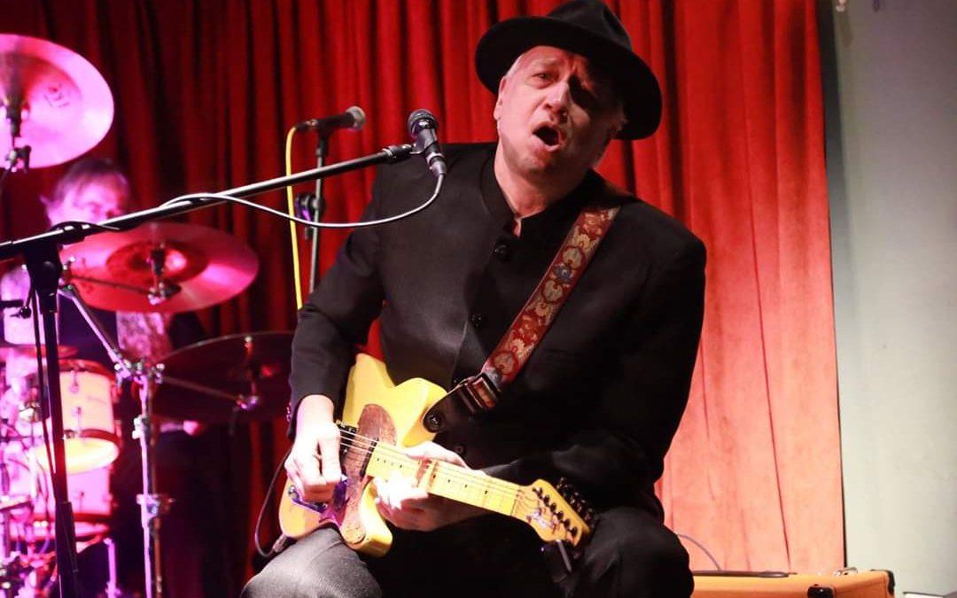 Joe Jammer and chums Blues night 15th of November AT GEORGE AND DRAGON
